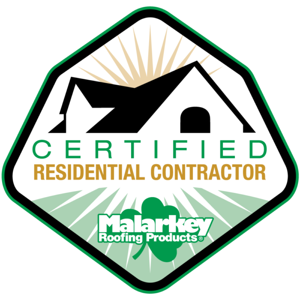 Malarkey Roofing Products Certified Residential Contractor