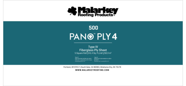 Malarkey Roofing Products Roll Roofing