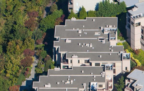 Malarkey Roofing Muli-Ply System Condos
